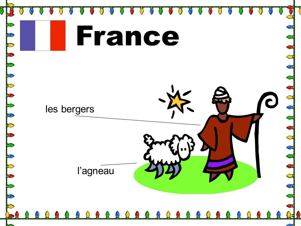 France les bergers lagneau