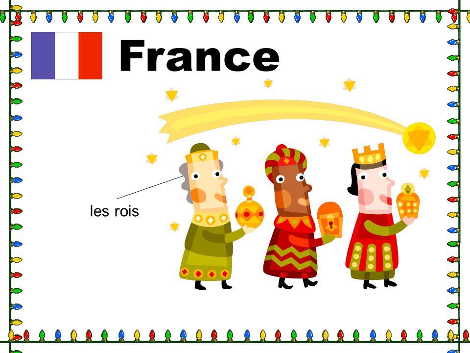 France les rois