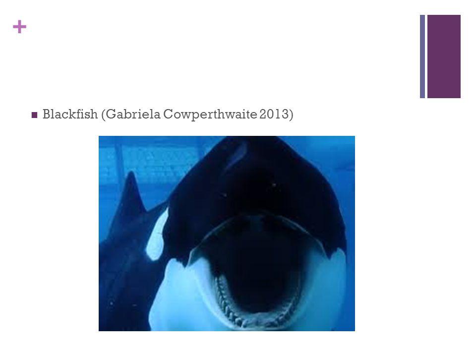 + Blackfish (Gabriela Cowperthwaite 2013)