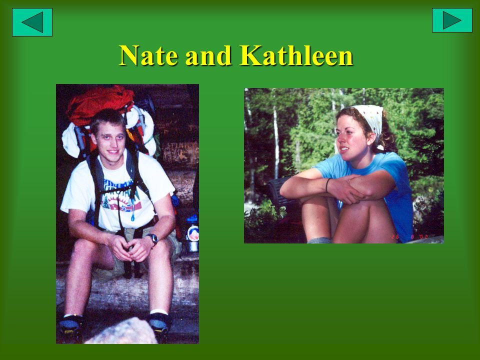 Nate and Kathleen