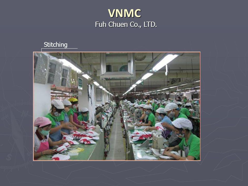 Fuh Chuen Co., LTD. VNMC Stitching