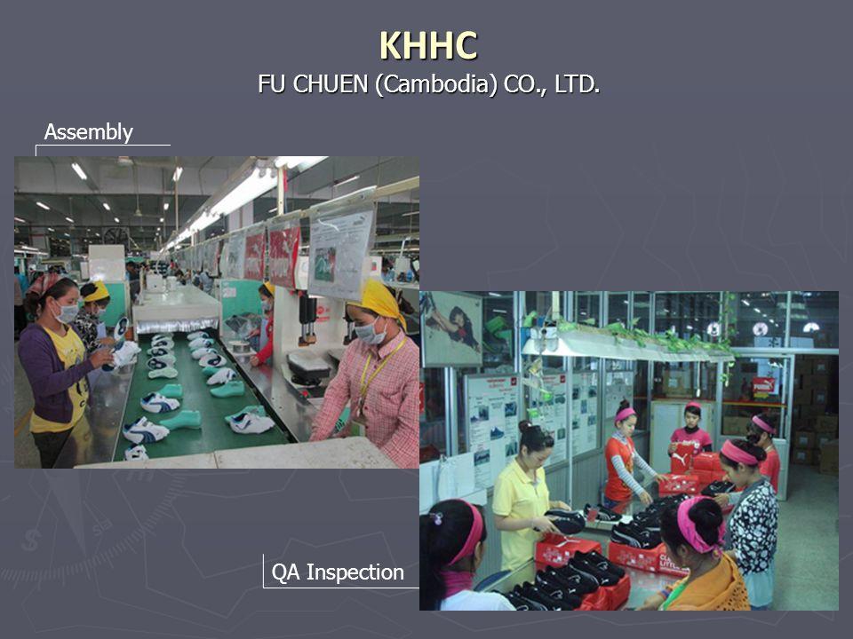 FU CHUEN (Cambodia) CO., LTD. KHHC Assembly QA Inspection