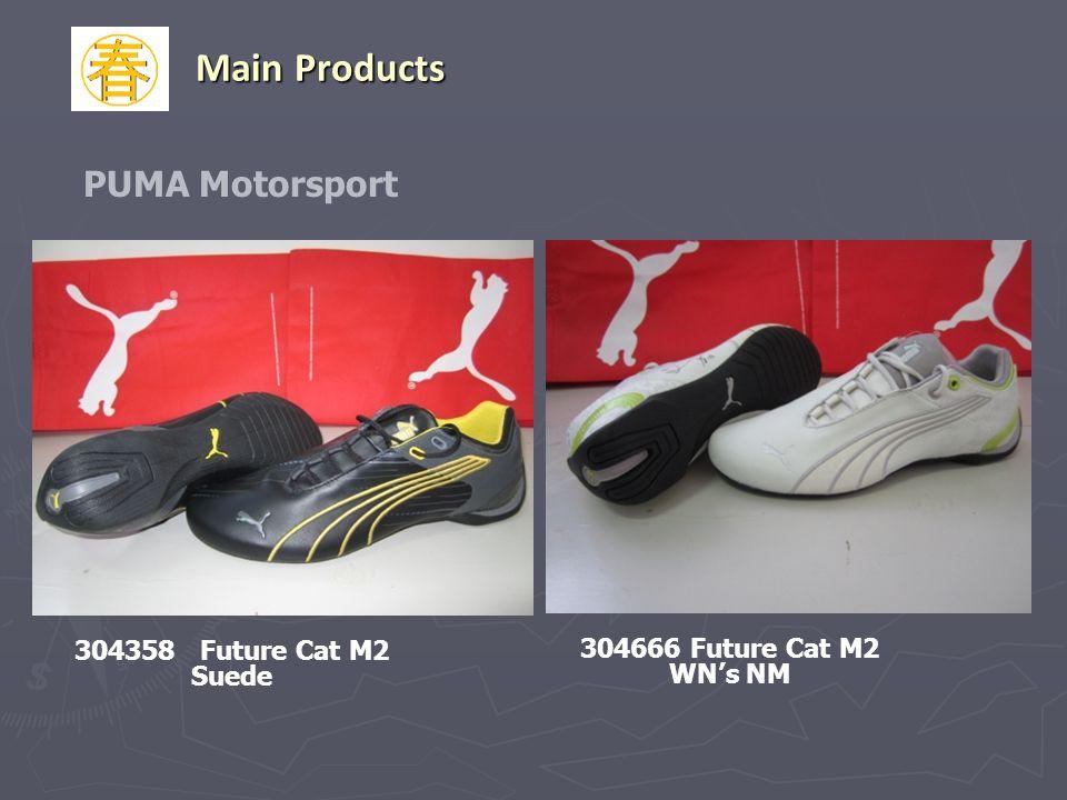 PUMA Motorsport 304666 Future Cat M2 WNs NM 304358 Future Cat M2 Suede Main Products