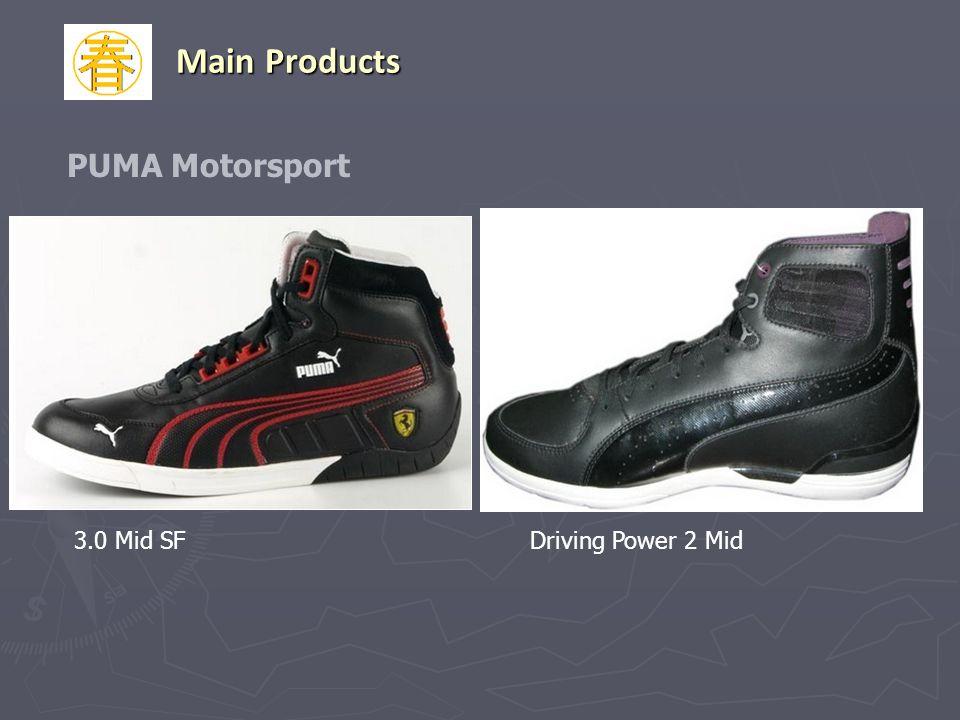 3.0 Mid SFDriving Power 2 Mid PUMA Motorsport Main Products