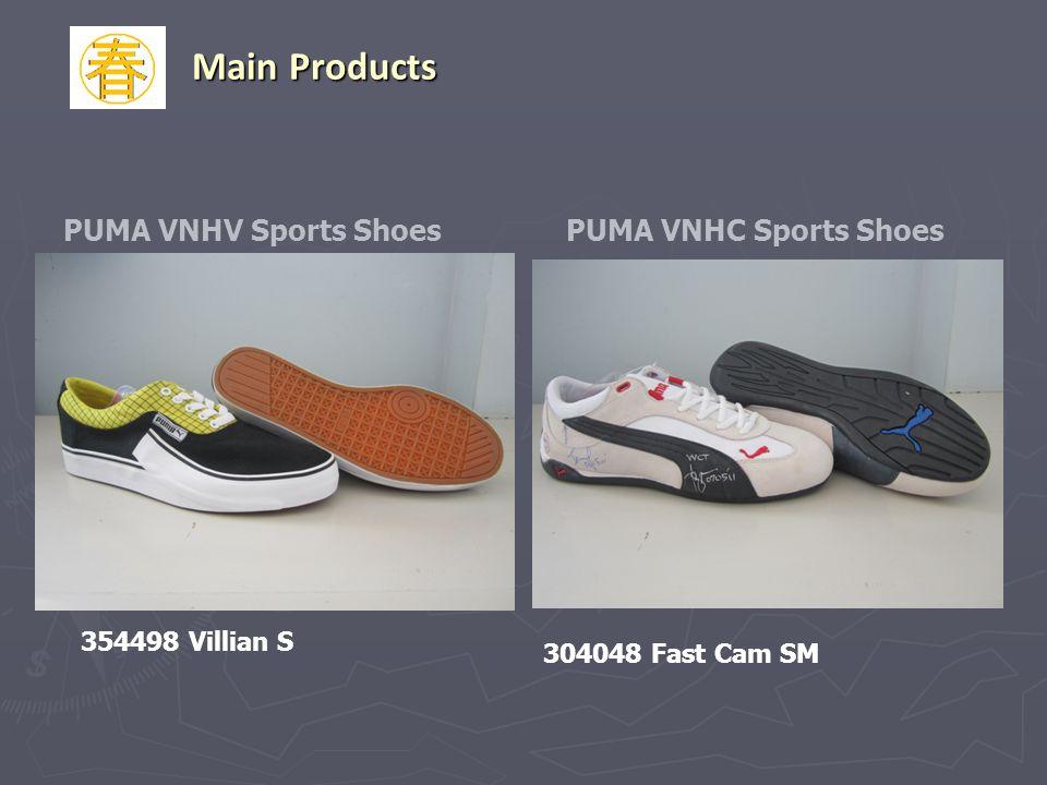 Main Products 354498 Villian S 304048 Fast Cam SM PUMA VNHC Sports Shoes PUMA VNHV Sports Shoes