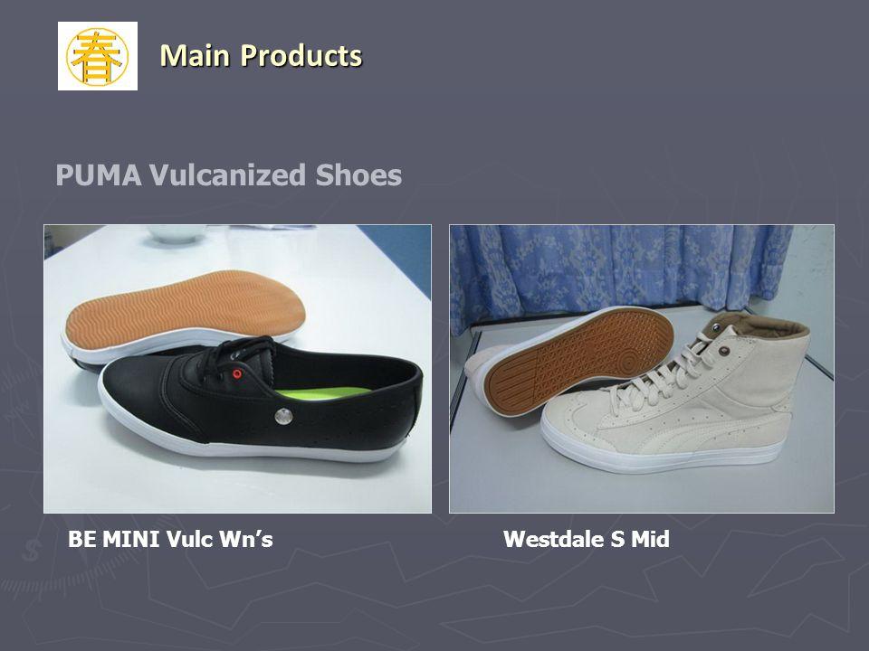 BE MINI Vulc WnsWestdale S Mid PUMA Vulcanized Shoes Main Products