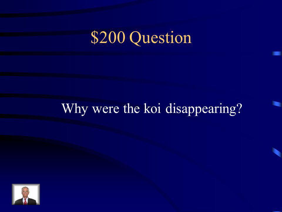 $100 Answer Charlie the Tuna