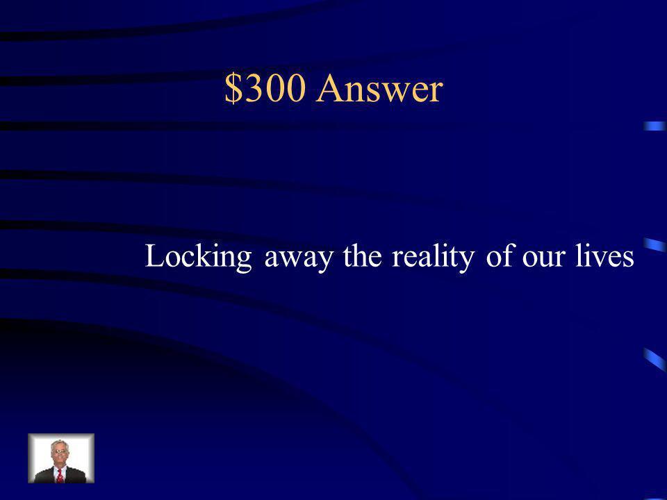 $300 Question Storage key