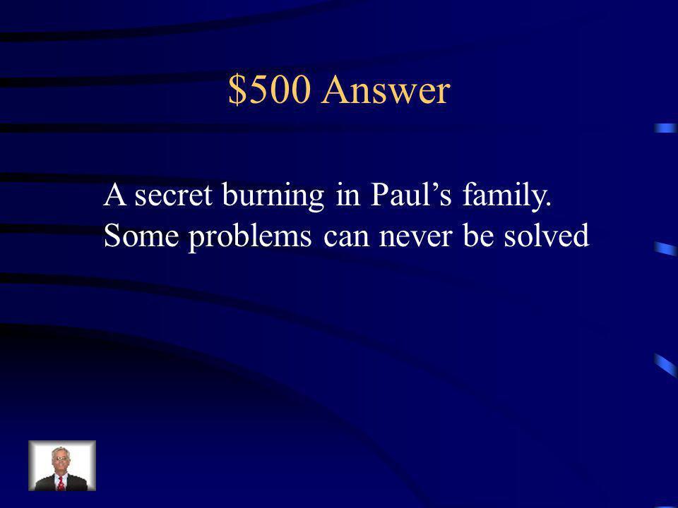 $500 Question Muckfire