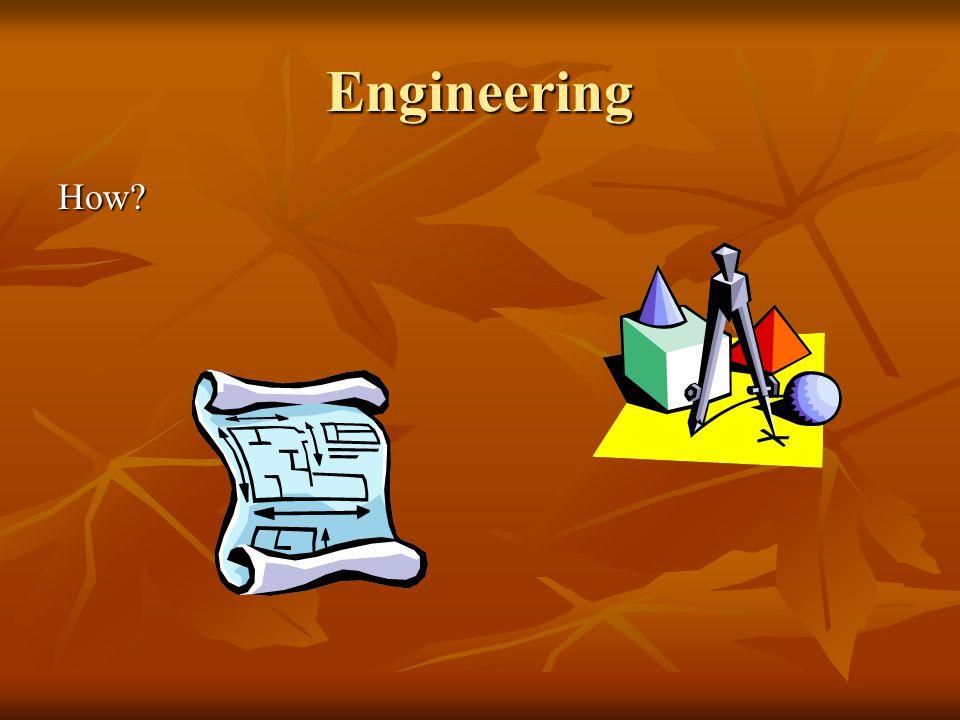 Engineering How?