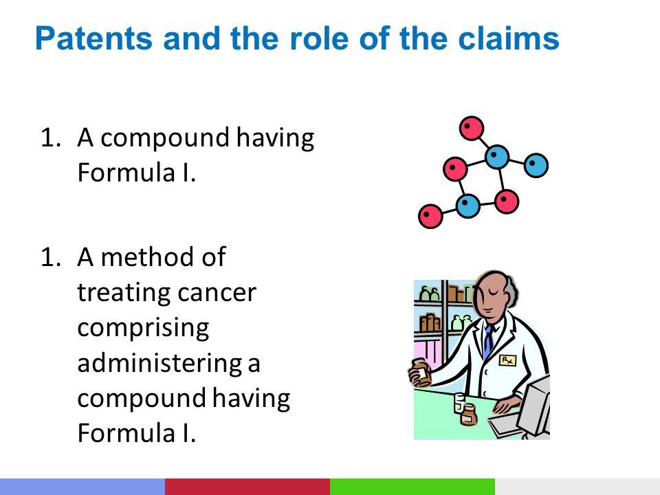 1.A compound having Formula I.