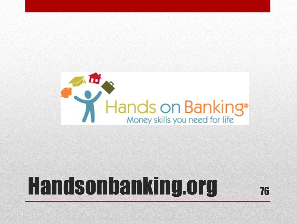 Handsonbanking.org 76