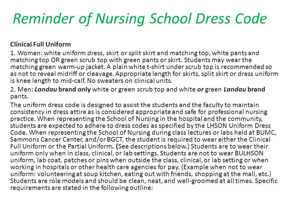 Clinical Full Uniform 1.
