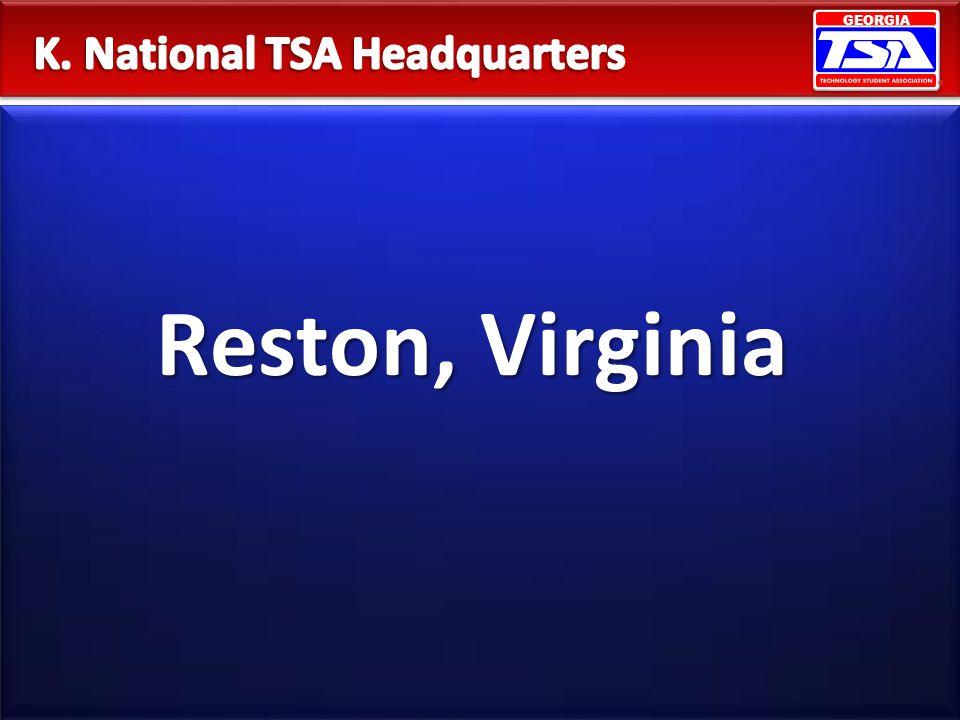 GEORGIA Reston, Virginia
