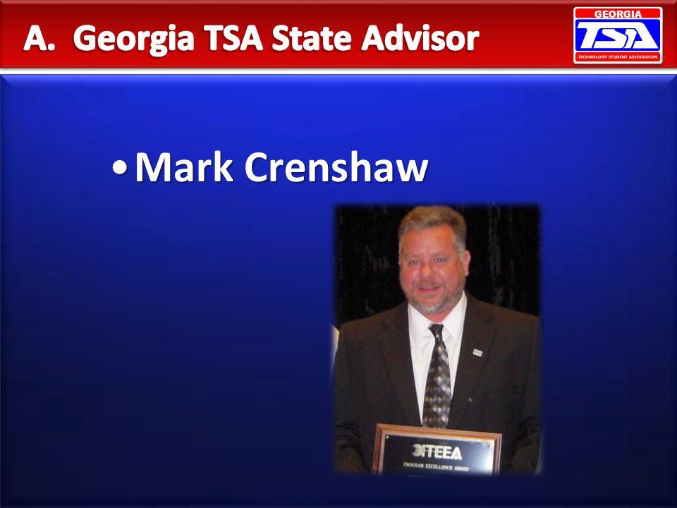 Mark CrenshawMark Crenshaw