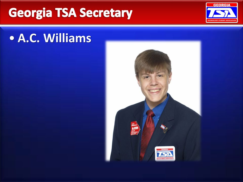 GEORGIA A.C. WilliamsA.C. Williams