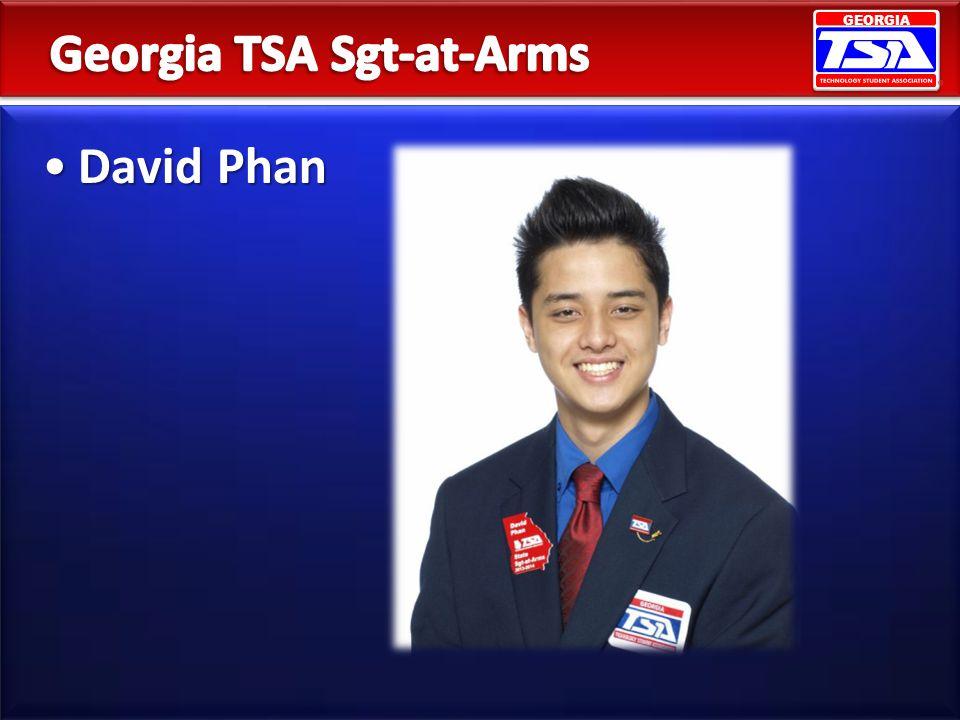 GEORGIA David PhanDavid Phan