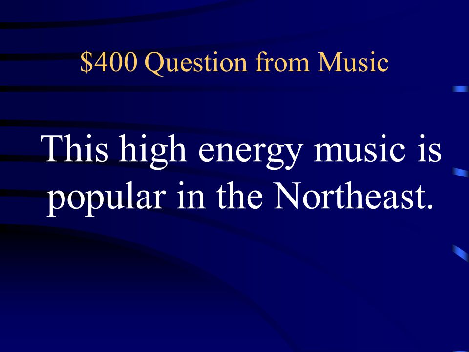 $200 Answer from Music What is samba?