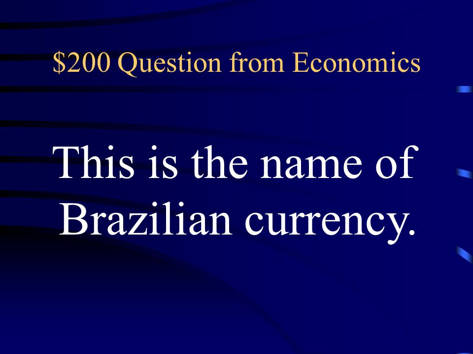 $1000 Answer from Music What is tropicalismo