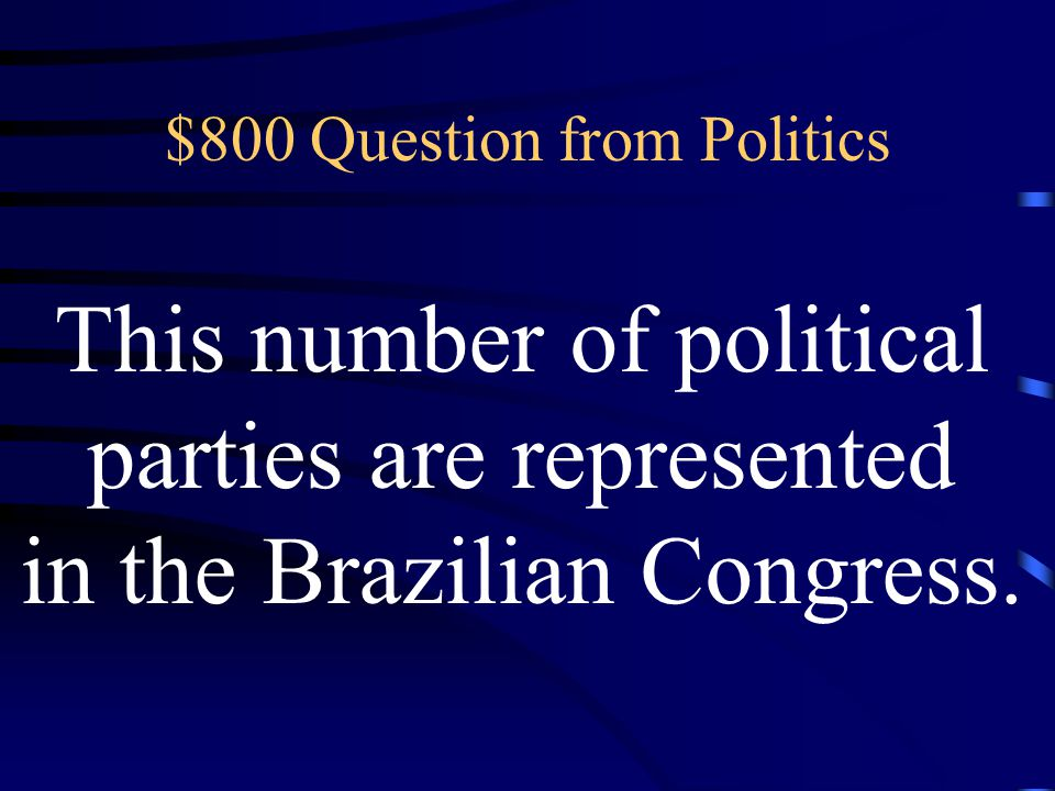 $800 Question from Other The Festas Juninhas are celebrated in this month.