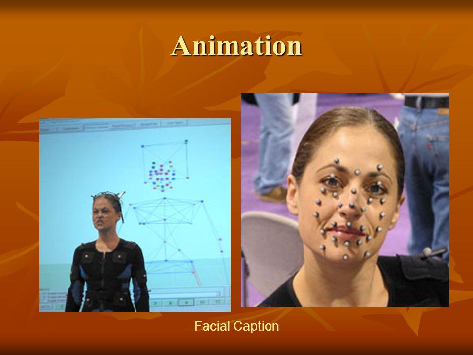 Animation Facial Caption