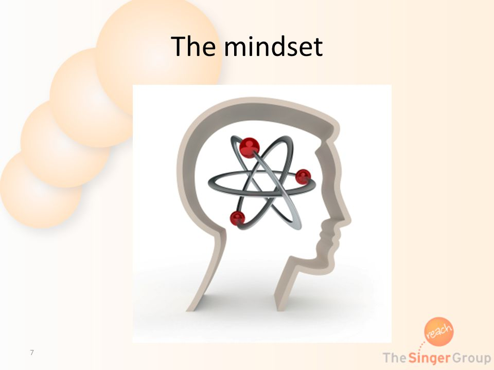 The mindset 7