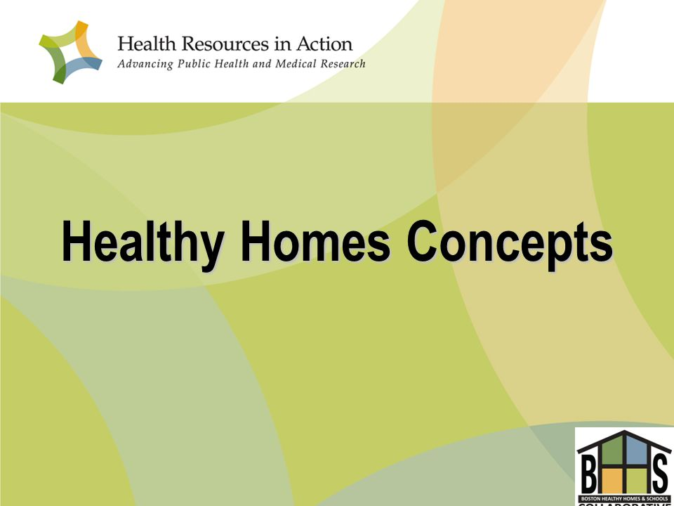 Healthy Homes Concepts