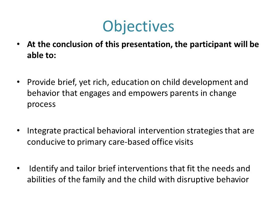 For Further Reading Effective Parenting for the Hard-to-Manage Child: A Skills- Based Book by DeGangi and Kendall (2008) More detailed exploration of some of these ideas and intervention 64