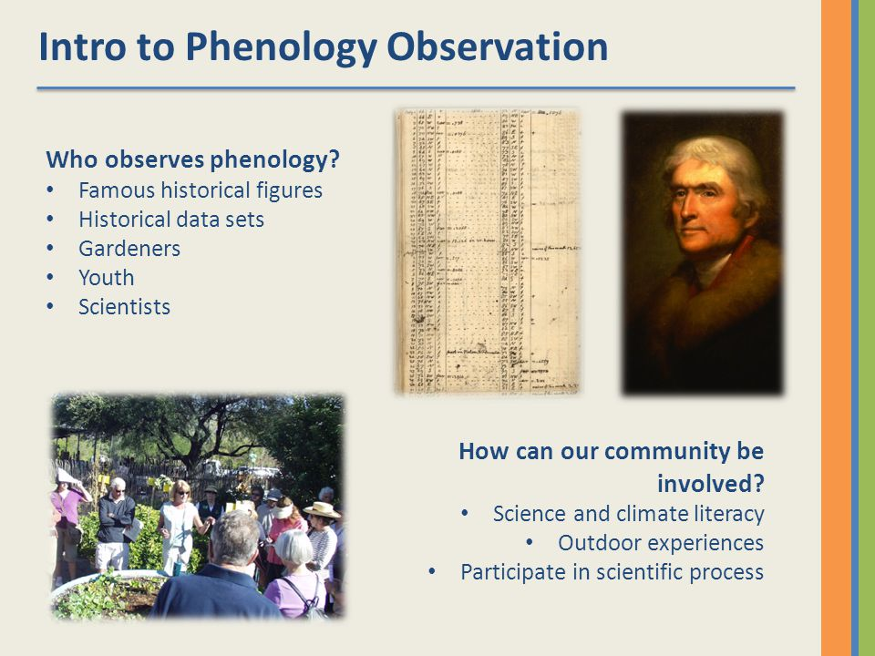 A Multi-taxa, National-scale Phenology System Whats Natures Notebook.