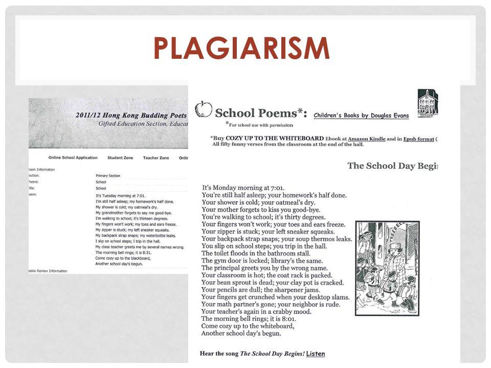 PLAGIARISM 61