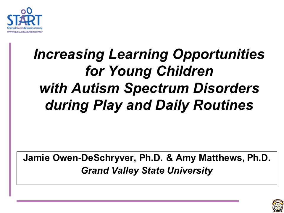 Identify and Teach Age- Appropriate Play Activities (Examples for children ages 2-3)