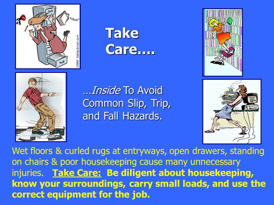 Take Care….