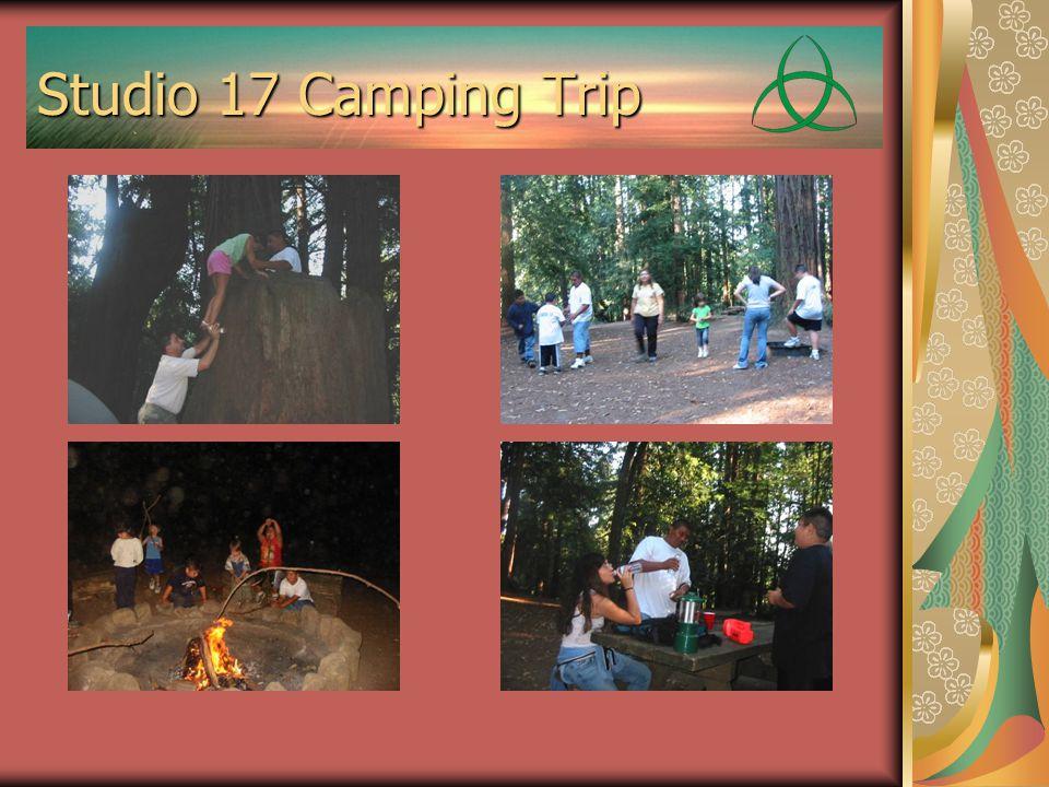 Studio 17 Camping Trip