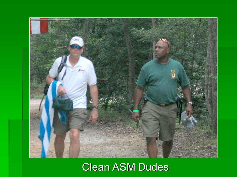 Clean ASM Dudes