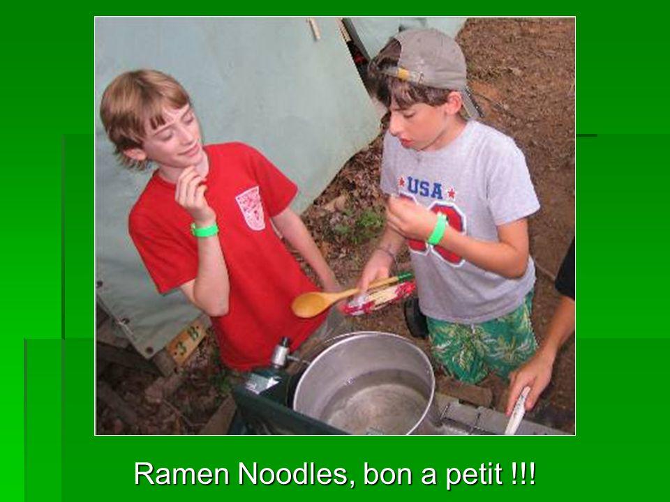 Ramen Noodles, bon a petit !!!
