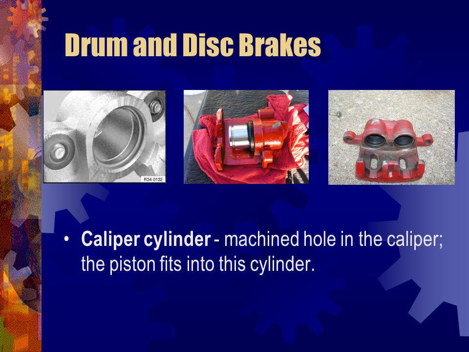 Brake Boosters Vacuum brake boosters use engine vacuum to help stop the vehicle.