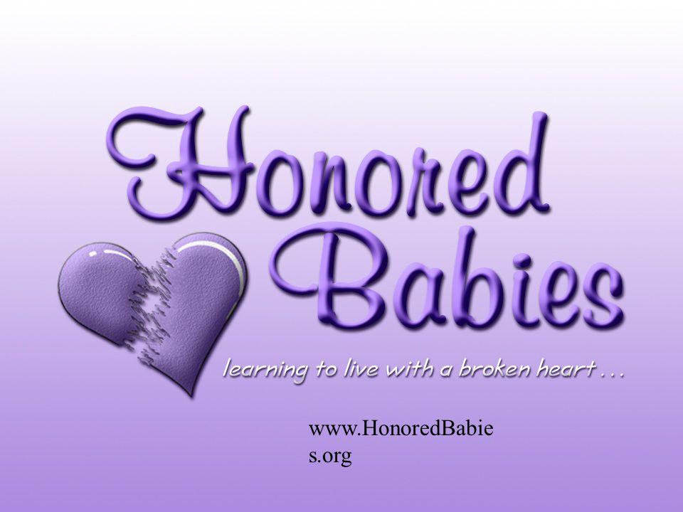 www.HonoredBabie s.org