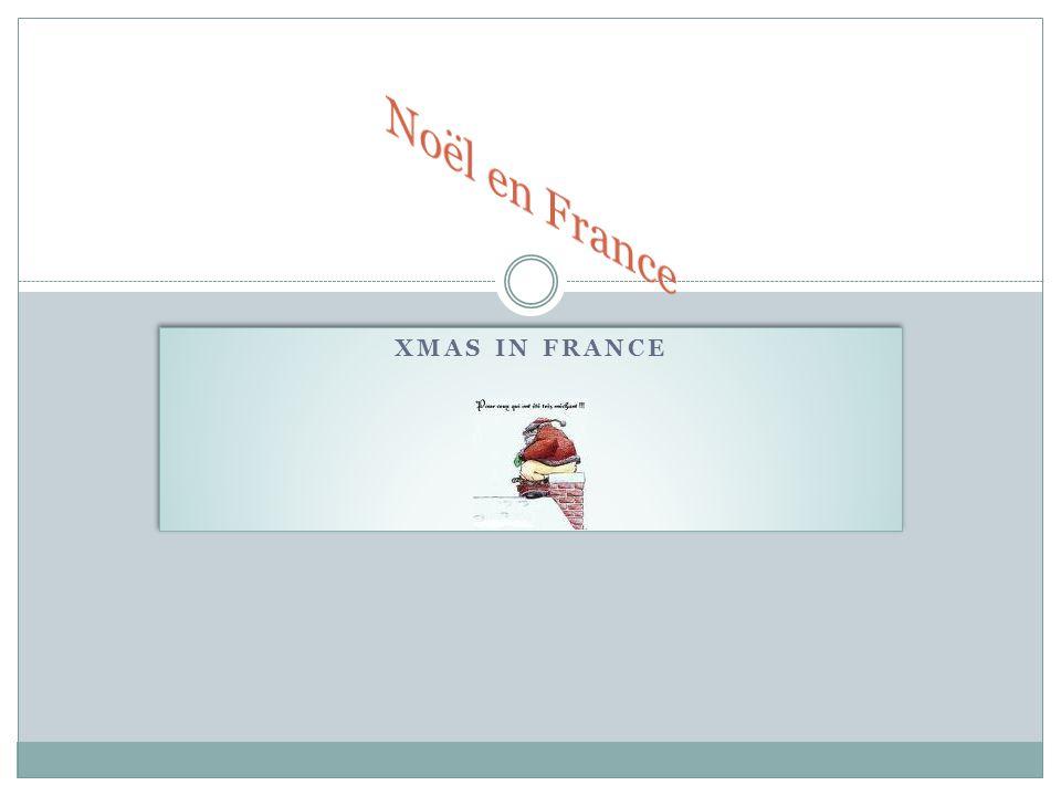 XMAS IN FRANCE