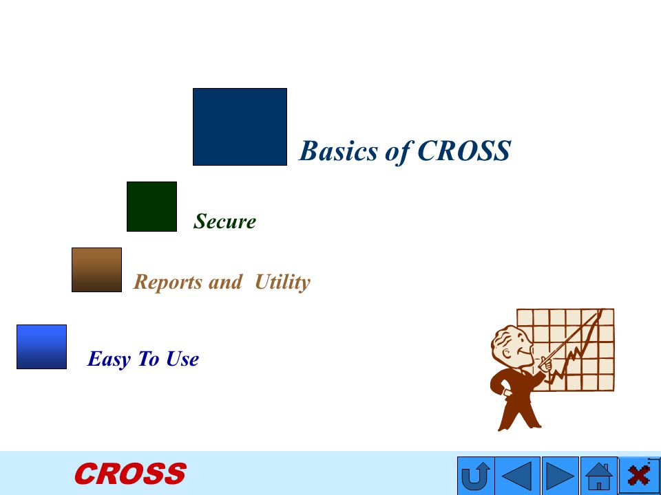 CROSS Secure Basics of CROSS Reports and Utility Easy To Use