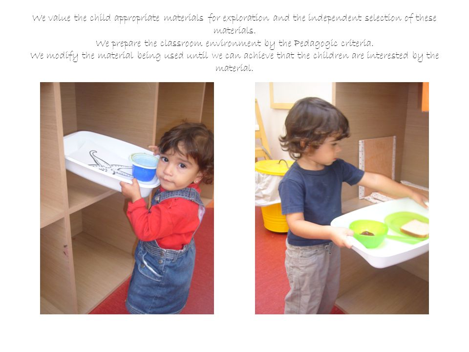 For the Montessori methodology, language Has a continuous development With explosion phases: Towards 2 years-old, the word explosion.