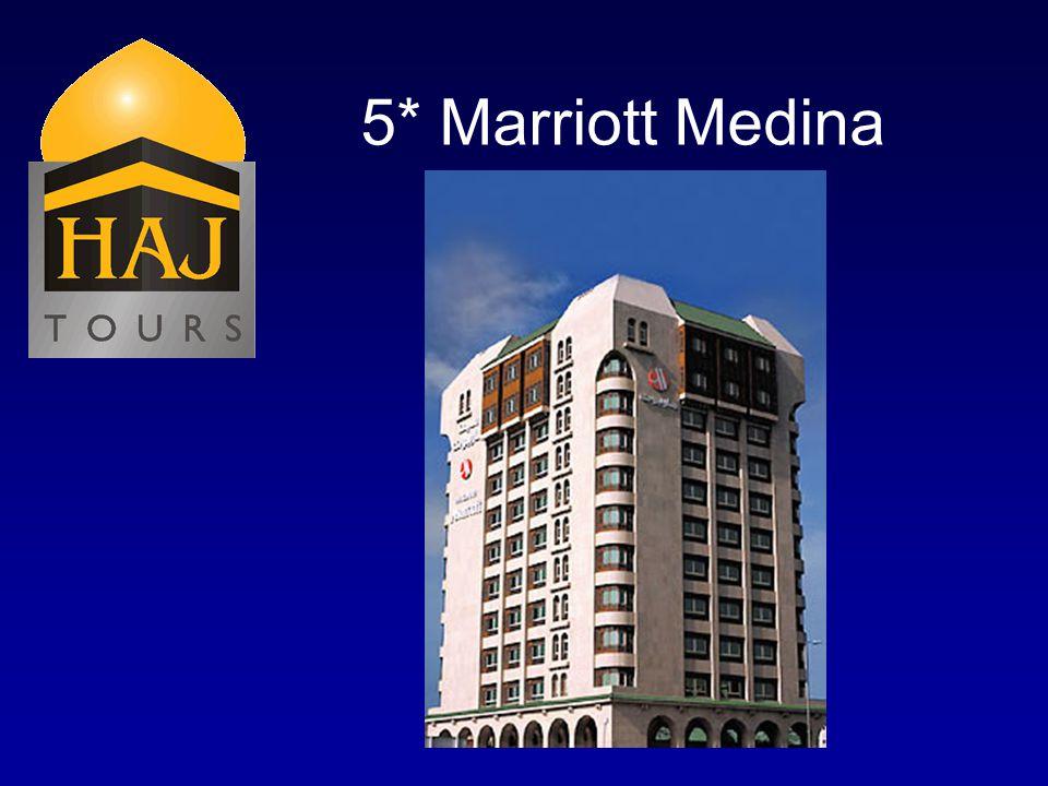 5* Marriott Medina