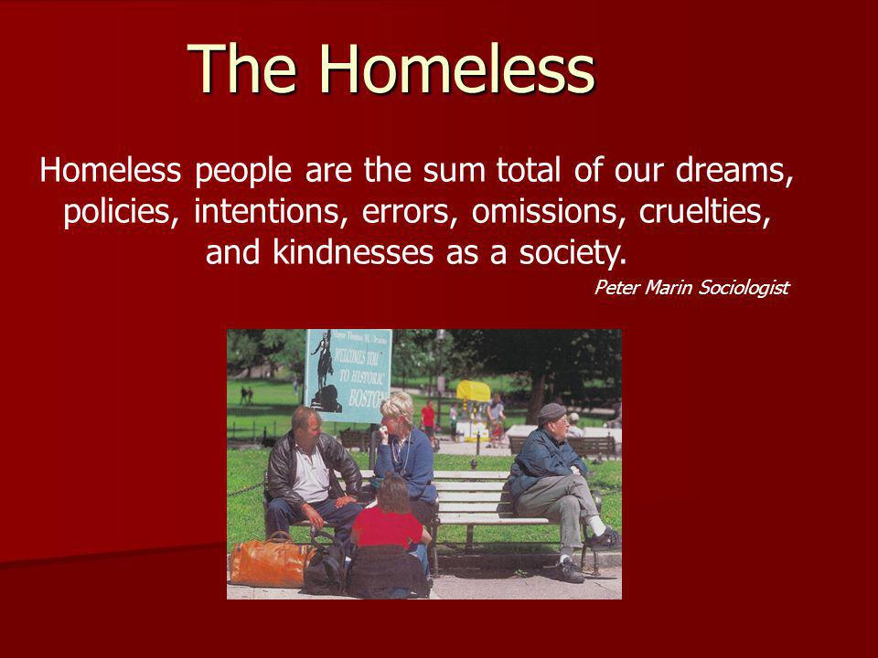 Institutional Challenges: The Provider 1 Our Unrealistic Expectations=Their Non Adherence: Understand their Issues 1 Personal vs Societal Responsibility 2 Practicing In Vertical Silos 2 1 National Health Care for the Homeless 2 Soskin, MPP Thesis JFK School- Harvard