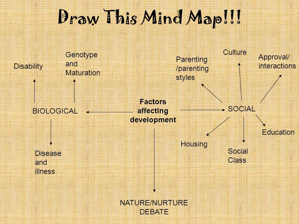 Draw This Mind Map!!.