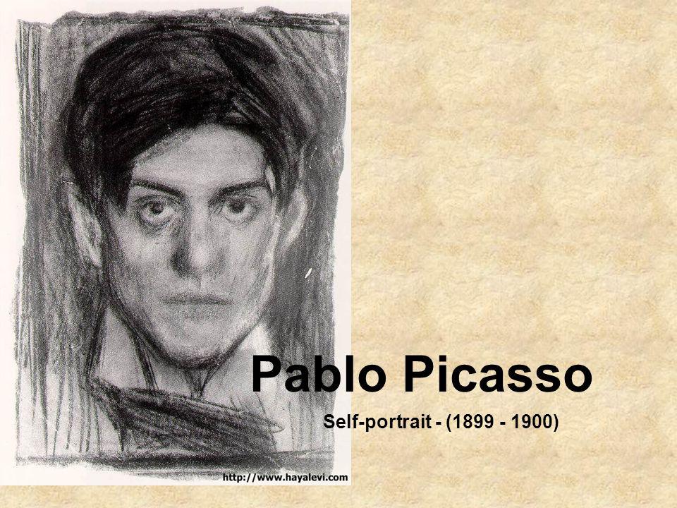Self-portrait, c.1889 Vincent Van Gogh