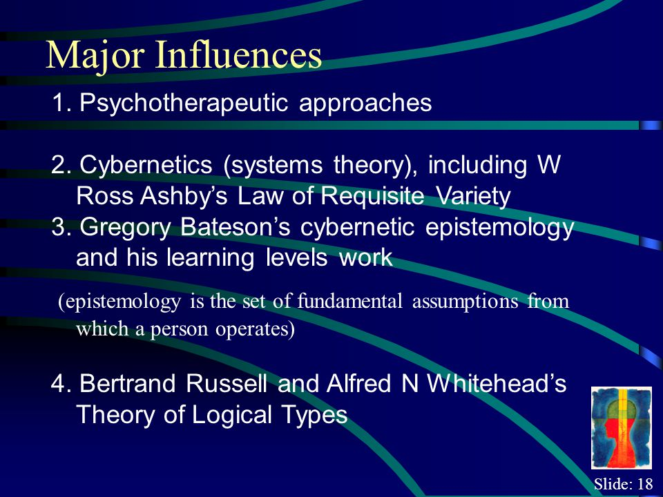 Slide: 18 1. Psychotherapeutic approaches 2.