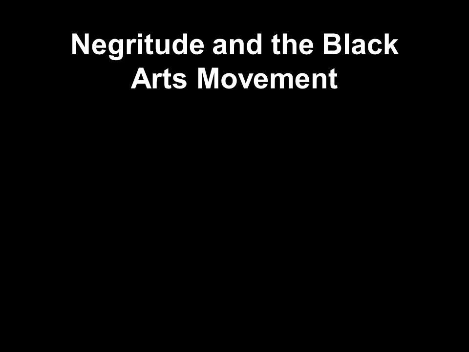 Acting Black and Double Consciousness You dont know anything except whats there for you to see.