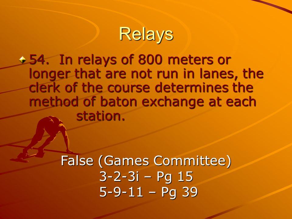 Relays 54.