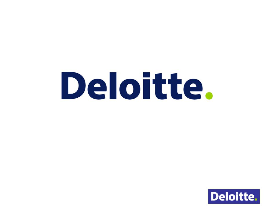 Deloitte, Canadas leading professional services firm, provides audit, tax, financial advisory services and consulting through more than 6,600 people in more than 46 offices.
