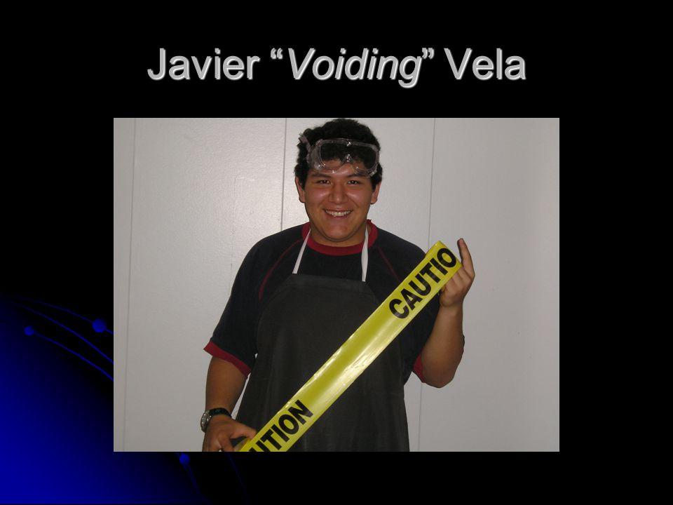 Javier Voiding Vela
