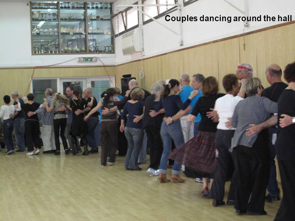 Dancers from Haifa, Jerusalem, Tel-Aviv & Rehovot
